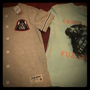 Brand new with tags Gap Kids Star Wars / size 6-7